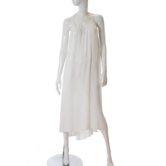 506e40c561 Raviya Swim | Wear Maxi Coverup Dress White Medium | Poshmark
